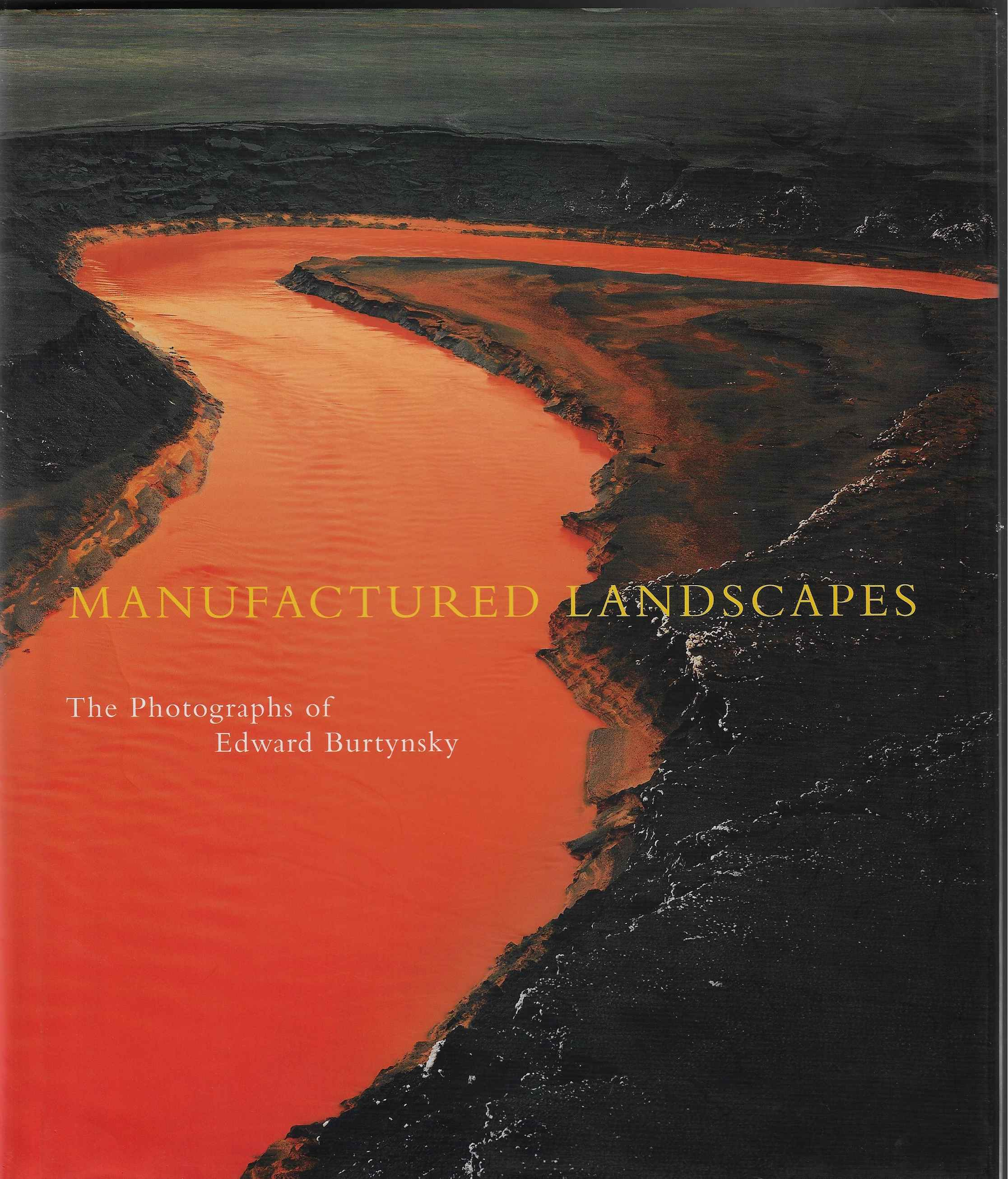Image for Manufactured Landscapes The Photographs of Edward Burtynsky