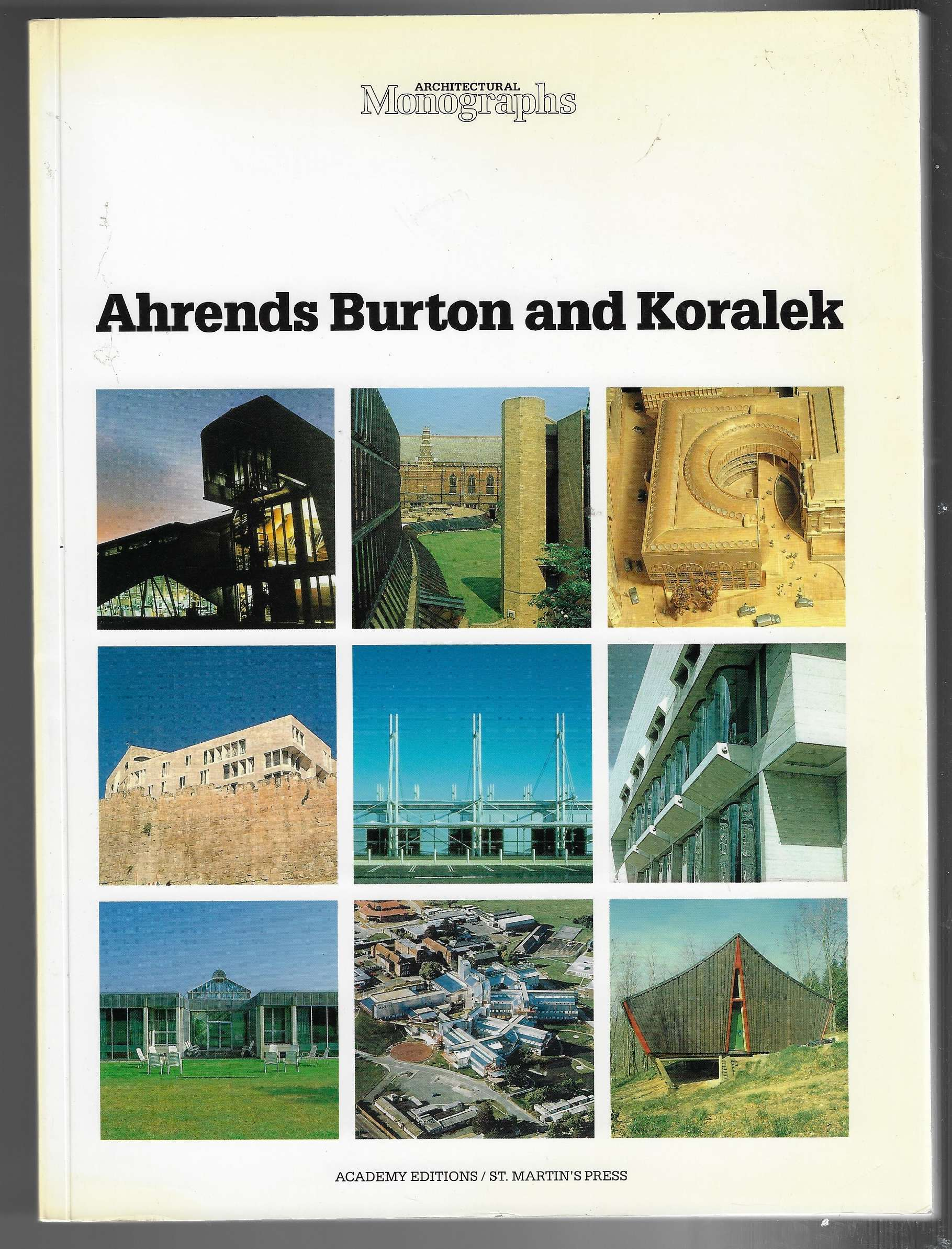Image for Ahrends, Burton and Koralek