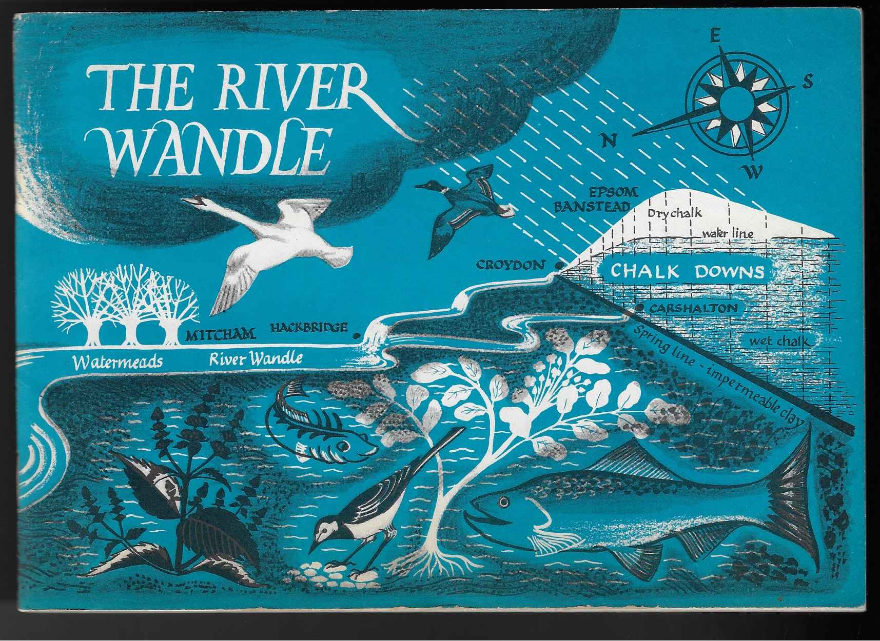 Image for The River Wandle A Guide and Handbook
