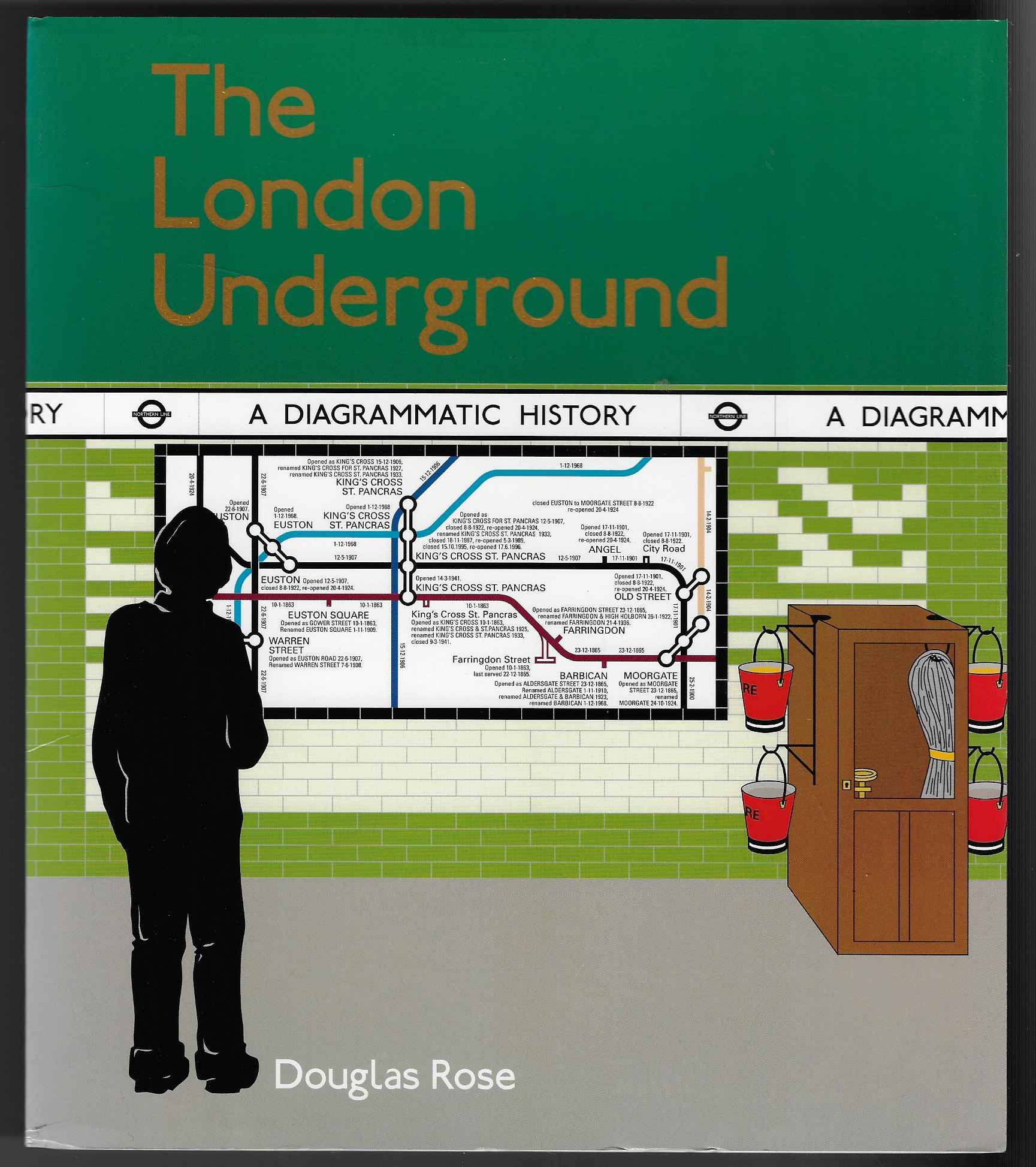 Image for The London Underground A Diagrammatic History