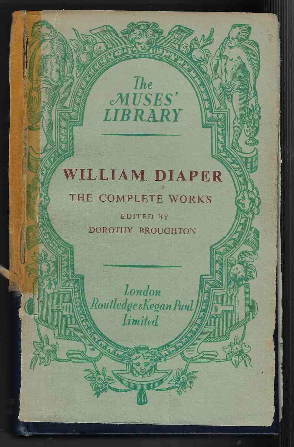 Image for The Complete Works of William Diaper