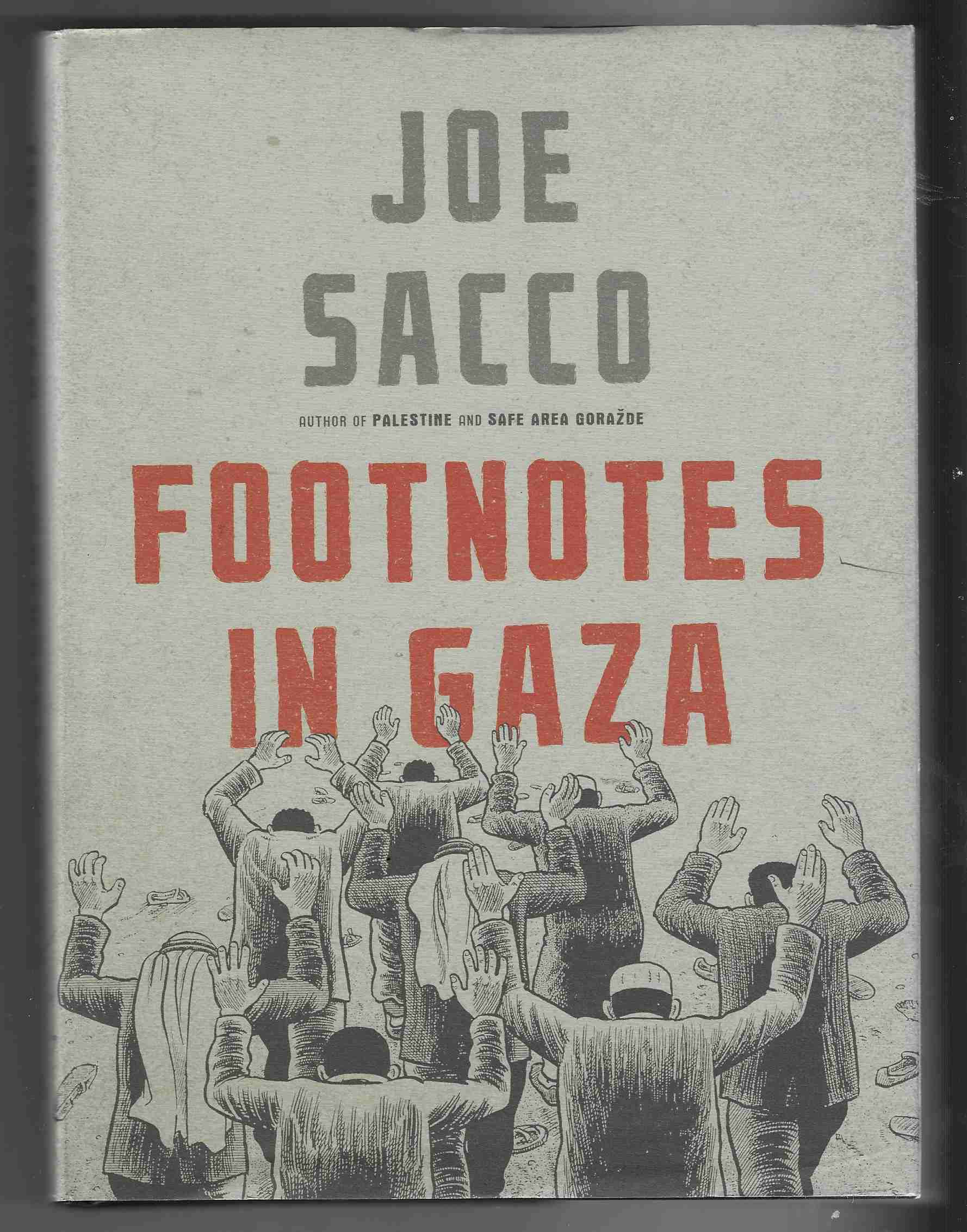 Image for Footnotes in Gaza