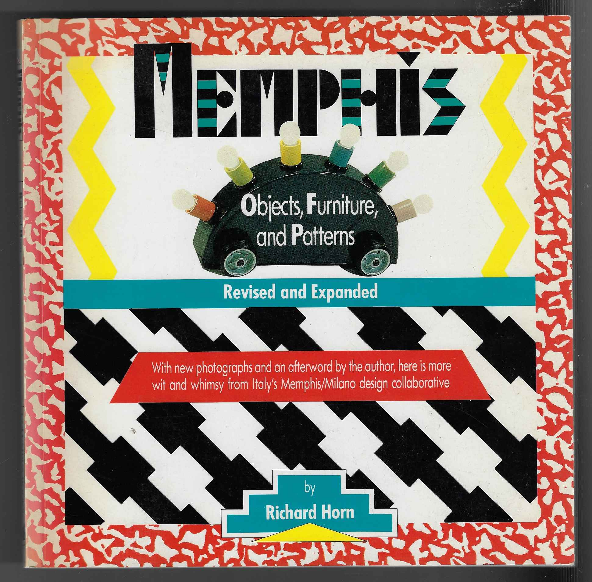 Image for Memphis Objects, Furniture and Patterns - Revised and Expanded