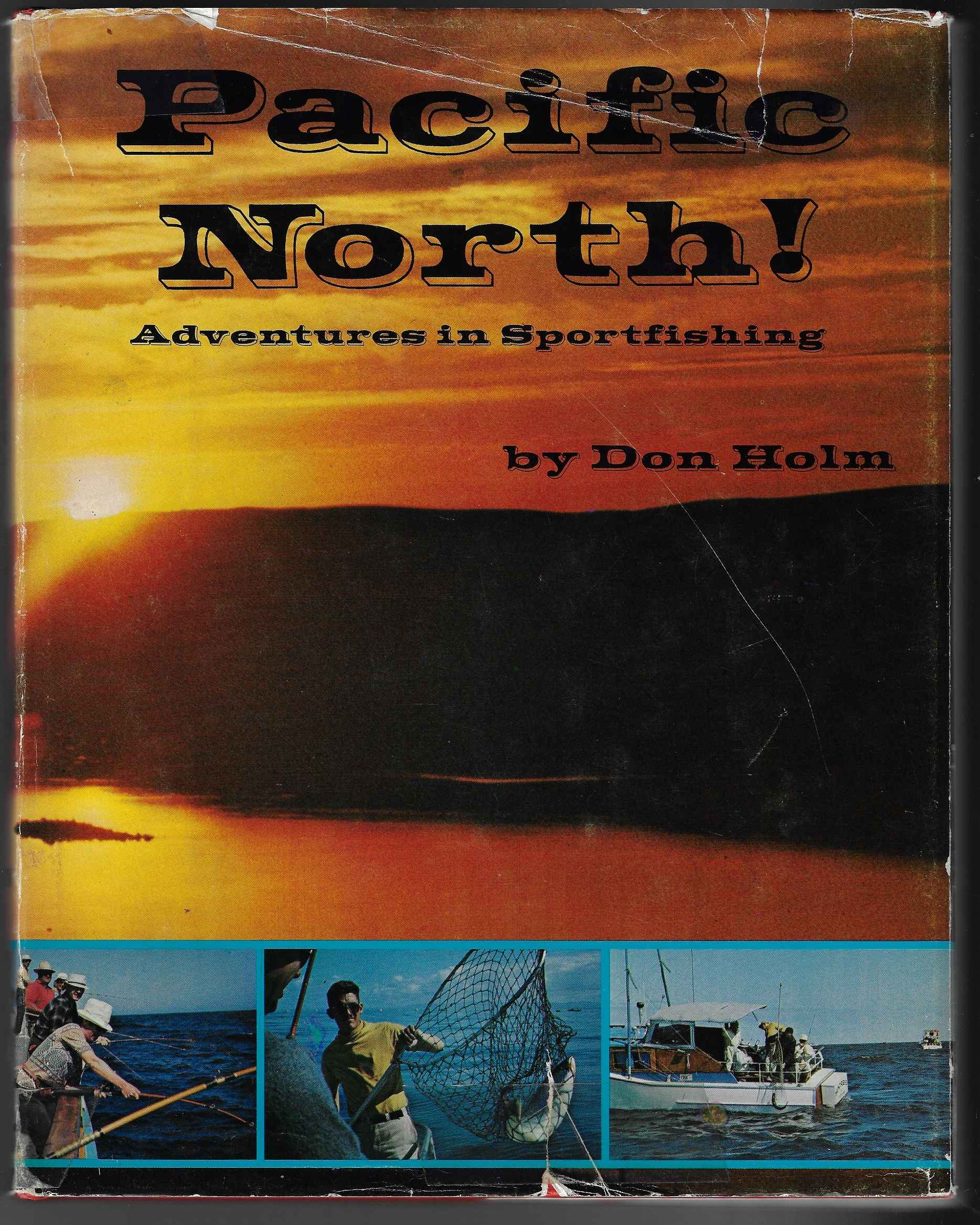 Image for Pacific North Sea Trails for the Sportsman on the North Pacific Rim