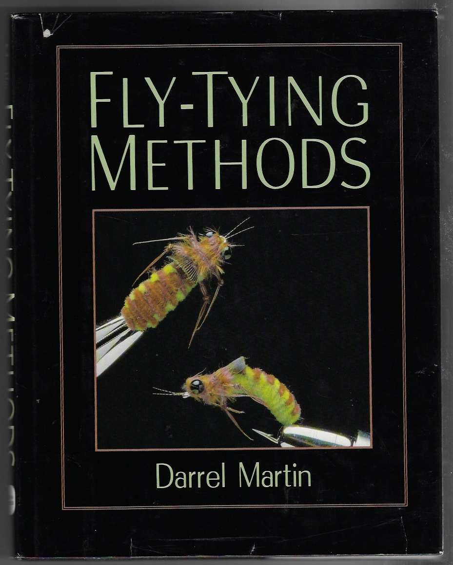 Image for Fly-Tying Methods