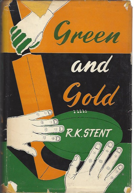 Image for Green and Gold - a Sporting Miscellany