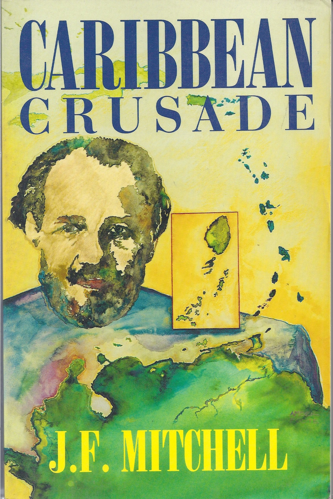 Image for Caribbean Crusade - a Series of Speeches
